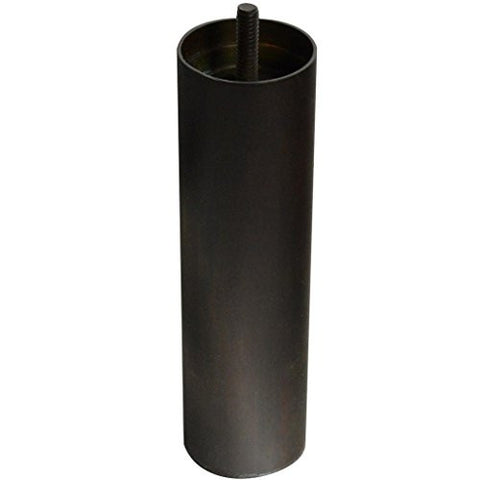 #440 CKP Brand Metal Leg, Black - 4 Pack