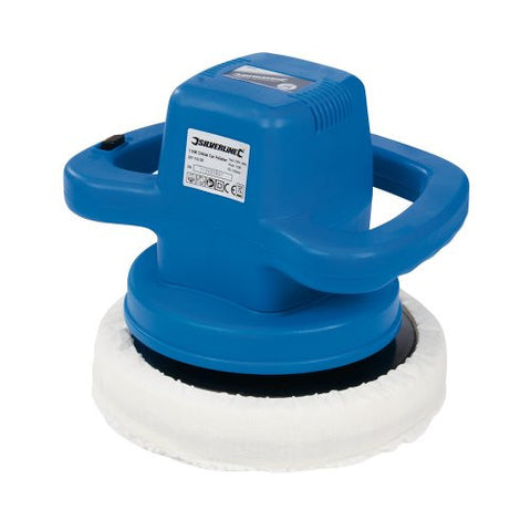 Silverline 261362 Orbital Car Polisher 110W