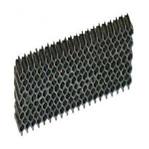 "Interchange 1"" x 1/4'' Corrugated Fasteners 8000 per box"