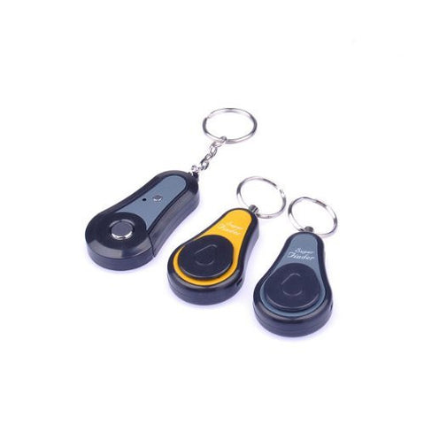 Domire Lot Of Electronic Wireless Anti-lost 30-50M Alarm Remote Key Finder Locator Seeker Set for 1 Transmitter 2 receiver