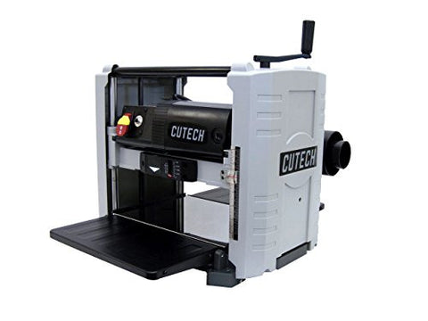 "Cutech 40100H-CT 13"" Spiral Cutterhead Planer - Economy Model"