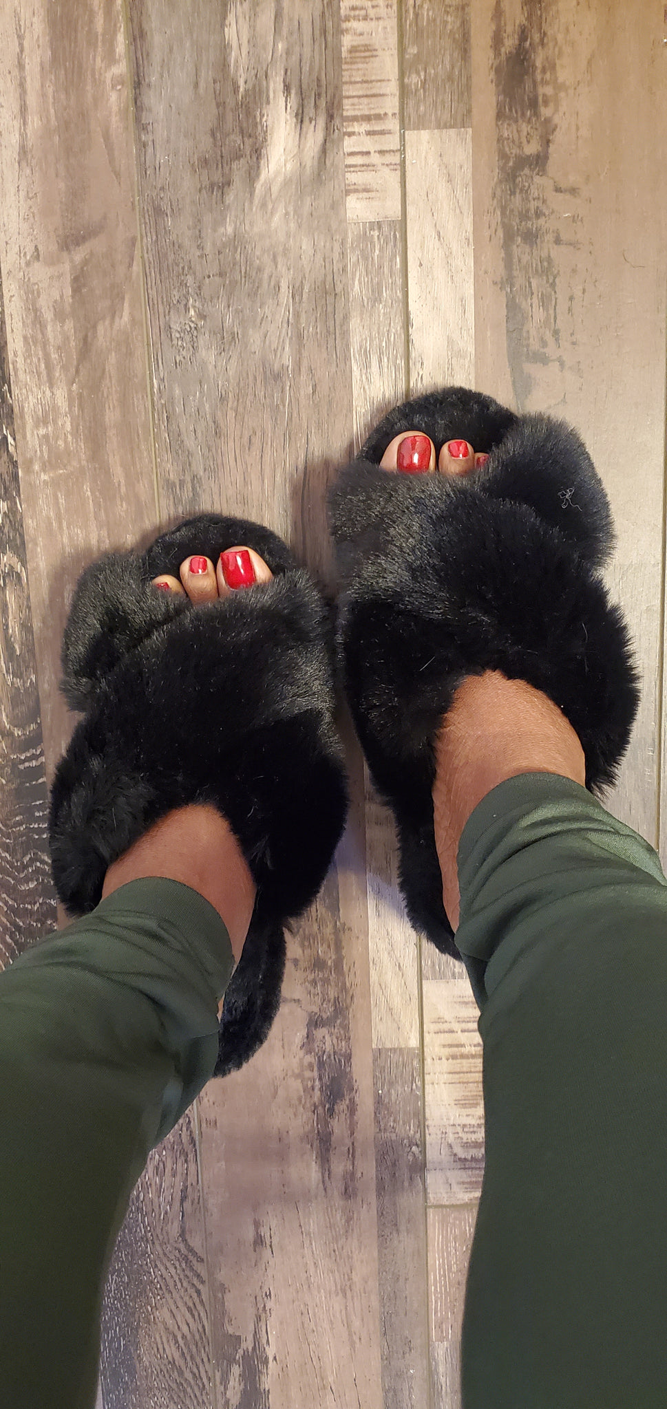 Super fuzzy House shoes