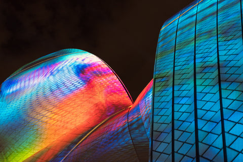 How to: Shoot Vivid Sydney 2018