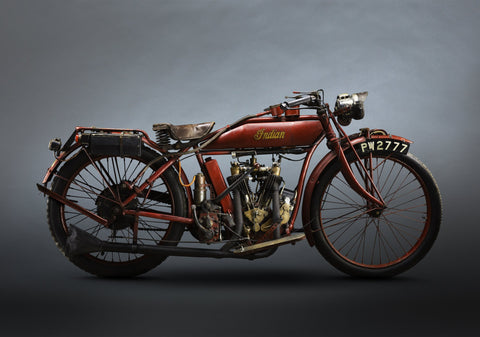 Indian V Twin 1915