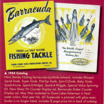 Barracuda 1954 Catalog