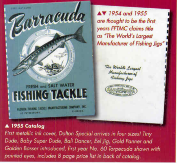 Barracuda 1955 Catalog