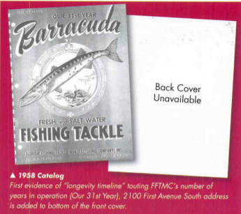 Barracuda 1958 Catalog