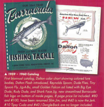 Barracuda 1959 Catalog