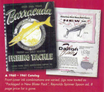 Barracuda 1960 Catalog