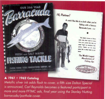 Barracuda 1962 Catalog