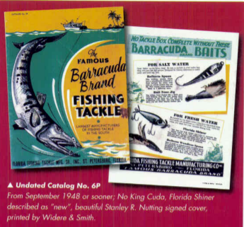 Barracuda 1948 Catalog