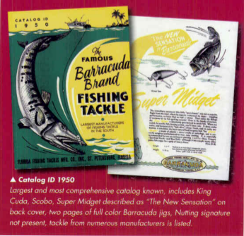 Barracuda 1950 Catalog