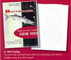 Barracuda 1965 Catalog