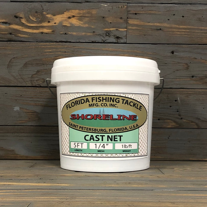 FFTMC Shoreline Cast Net (1lb/ft)