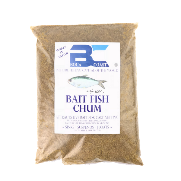 Premium Bait Fish Chum - 4lb Bag