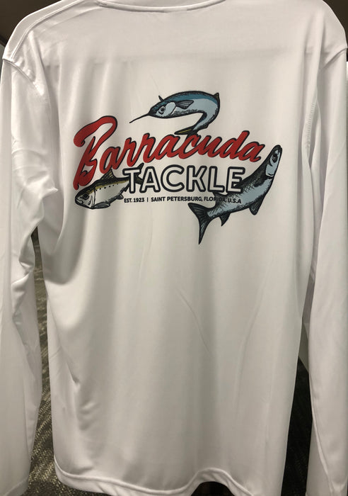 Barracuda Womens Triple Fish UV Performance L/S Shirt