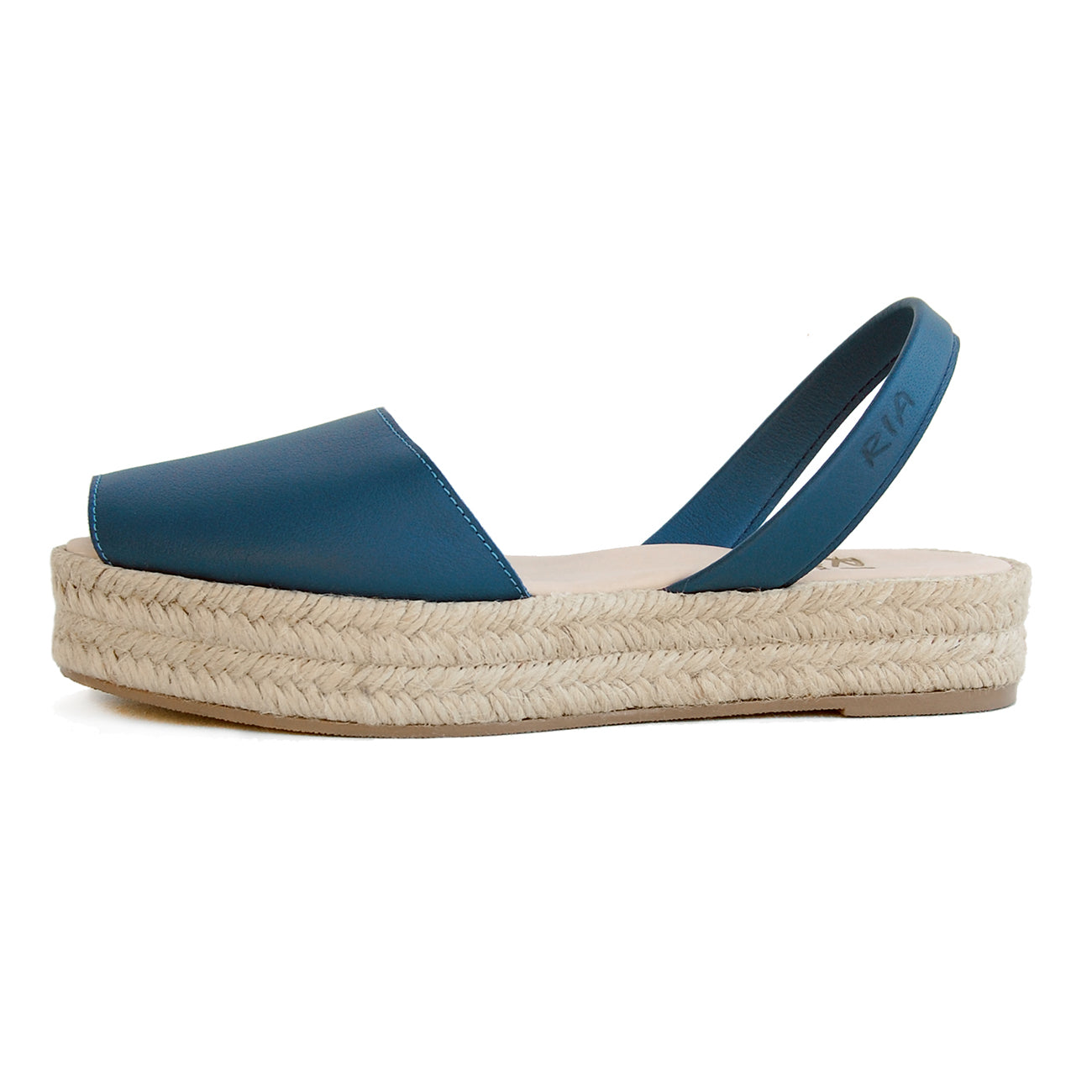 Avarcas Espadrilles Pablo in Denim