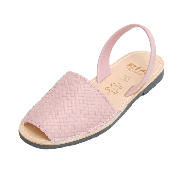 Avarcas Menorcan Sandals Fornells in Musk
