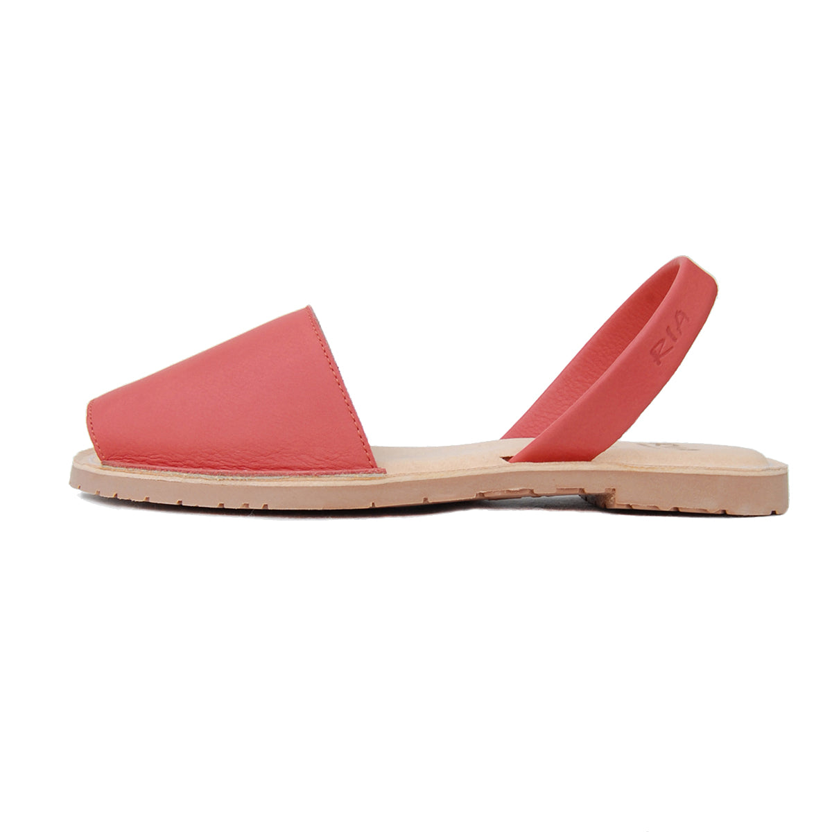Avarcas Cushioned Sandals Avila in Coral
