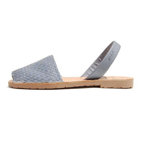 Avarcas Menorcan Sandals Fornells in Pigeon Blue