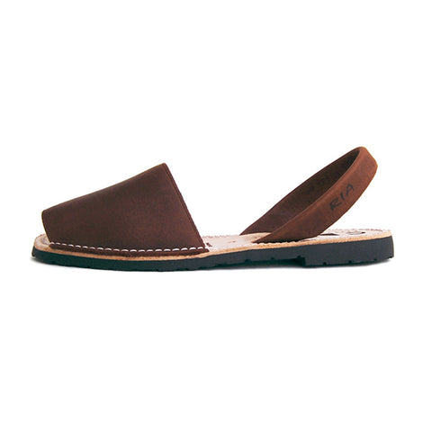 Avarcas Menorcan Sandals Morell in Brown