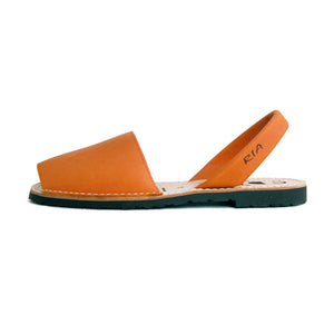 Avarcas Menorcan Sandals Morell in Orange