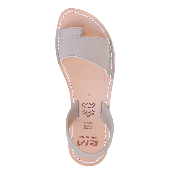 Avarcas Menorcan Sandals Costa in Putty