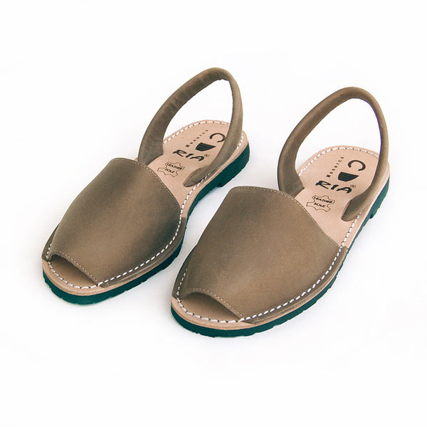 Avarcas Menorcan Sandals Morell in Putty