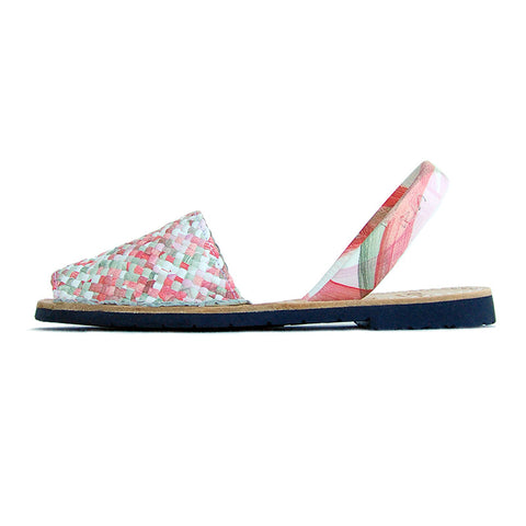 Avarcas Menorcan Sandals Porter in Coral