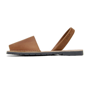 Avarcas Menorcan Sandals Torres in Tan