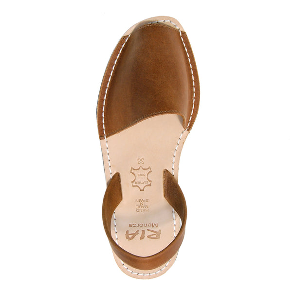 Avarcas Menorcan Sandals Morell in Tan