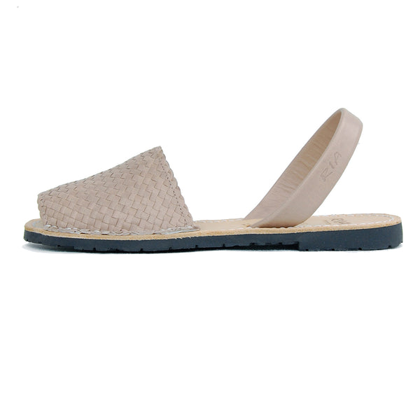 Avarcas Menorcan Sandals Fornells in Nude