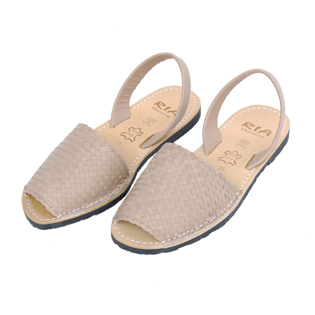 In Avarcas Nude Menorcan Sandals Fornells 7b6gfy