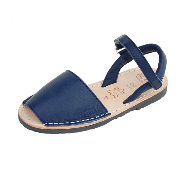 Ria Children Avarcas Australia Kids Leather Sandals
