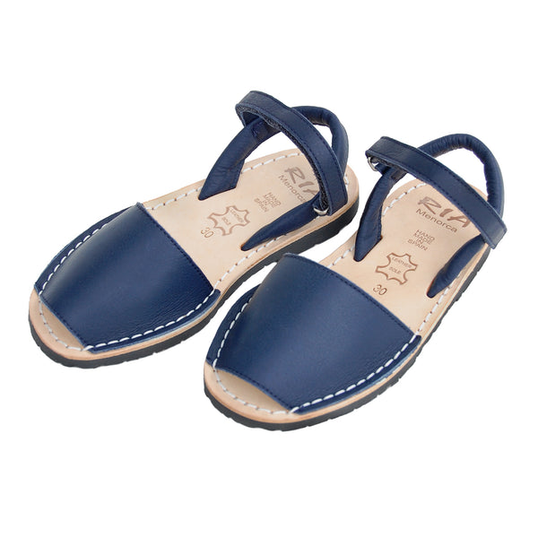Ria Menorca Australia Kids Childrens Avarcas Sandals Leather Shoes