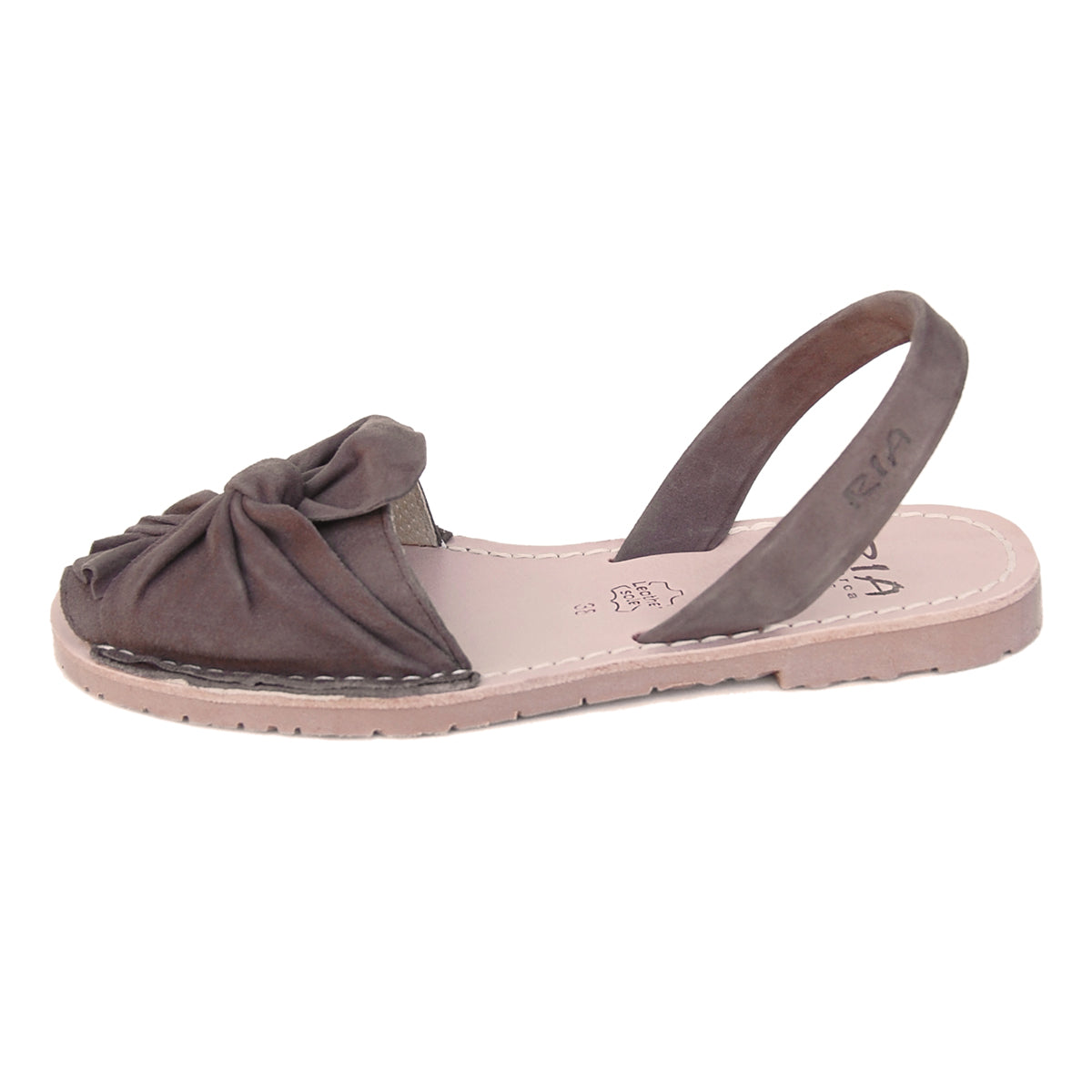 Sierra Avarcas Menorcan Sandals in Mud