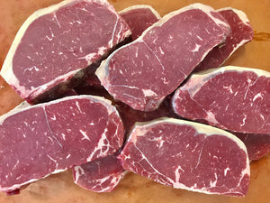 Piedmontese NY Strip 10 pack