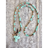 Small Serendipity bead necklace - Angela Wood Designs