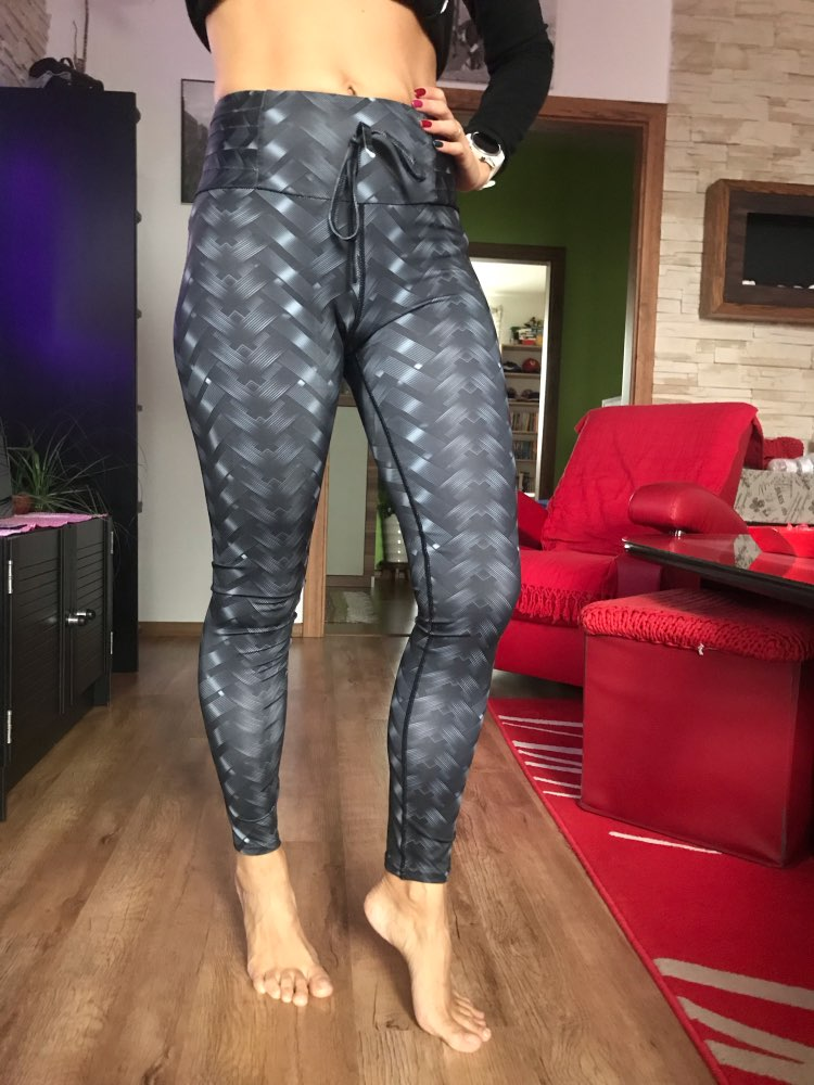 Steel Armor Yoga Leggings - Yoga 3G