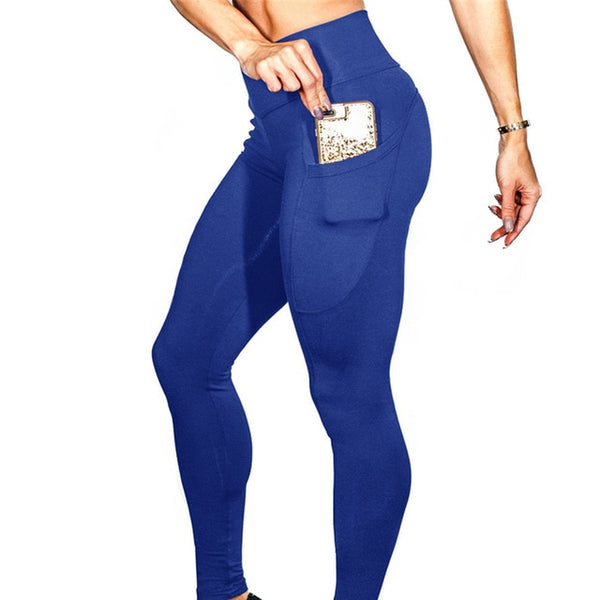 Women's Pants w/ Pockets - Yoga 3G