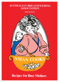 NMAA cooks - recipes for busy mothers cover