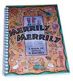 Merrily Merrily Book & CD