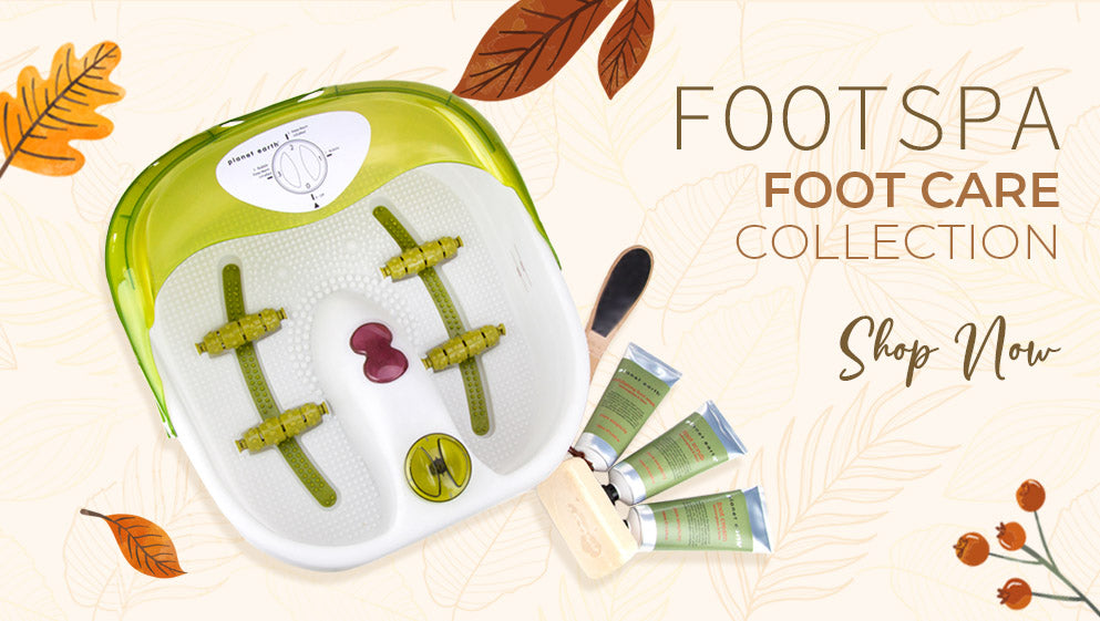 Footspa Footcare collection