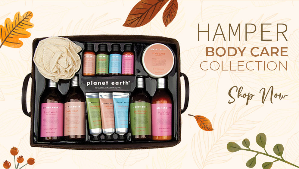 Body Hamper Body Care Collection