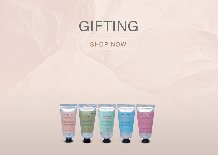 shop body care for gifts and collections