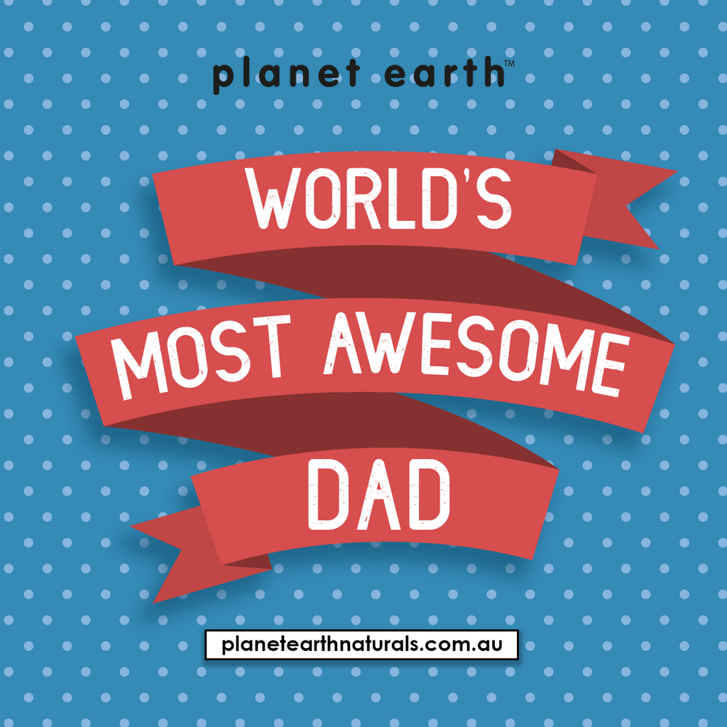 World's Most Awesome Dad - The Grain Shop Online Store