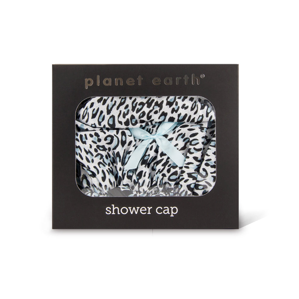 Shower cap - Leopard - The Grain Shop Online Store