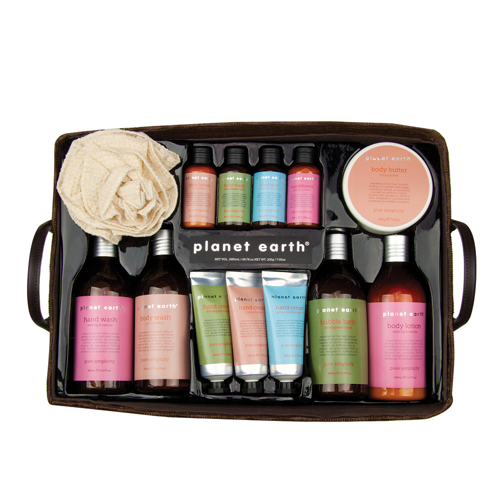 Body Hamper - The Grain Shop Online Store