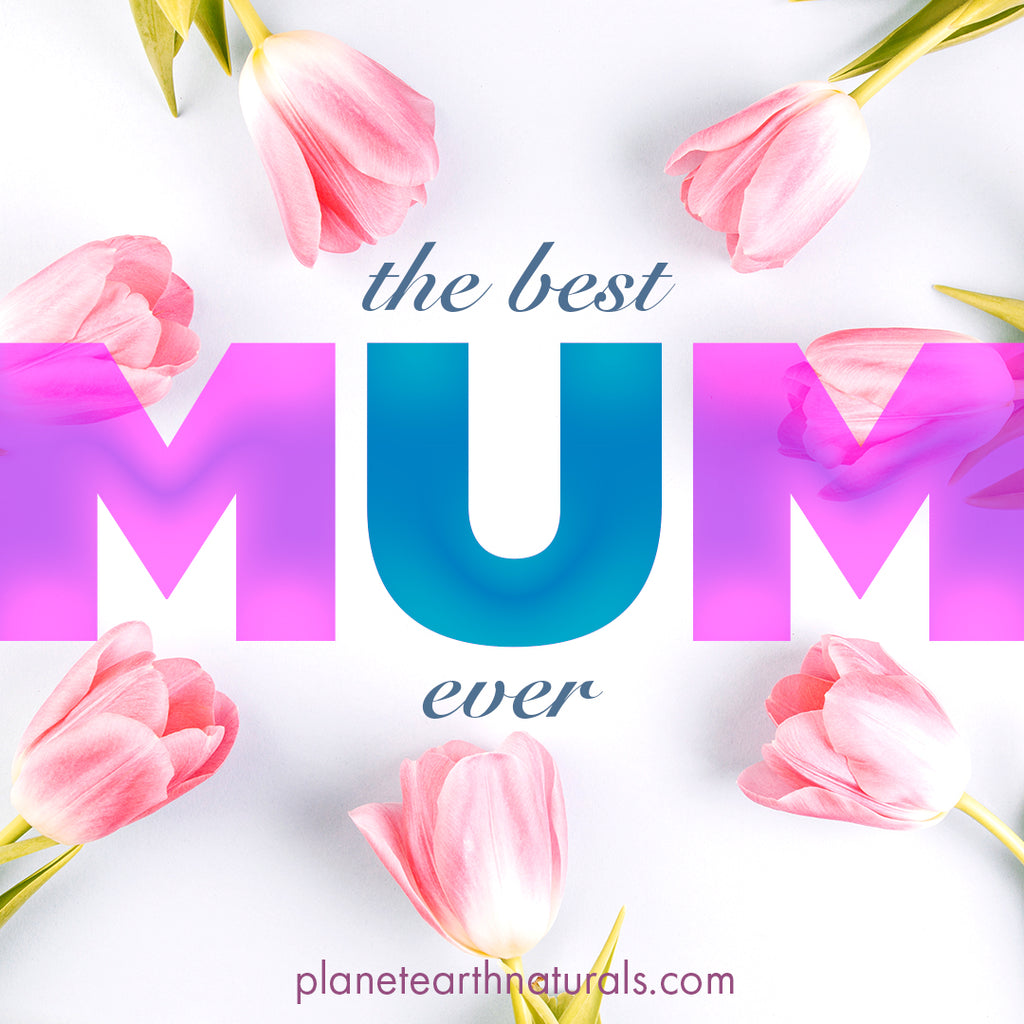 The Best Mum Ever - The Grain Shop Online Store