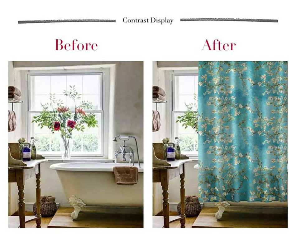 Please Send UsOur Email Address Supportitdayshop The Picture You Love And Create Your Own Unique Bath Curtain